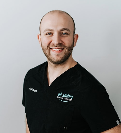 Dr. Igal Margolin, Winnipeg Dentist